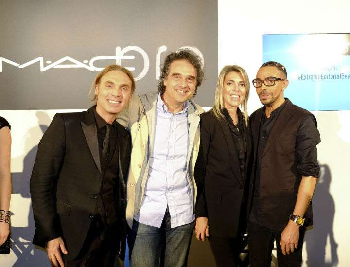 AreaDomani presente all'evento riservato MAC Cosmetics