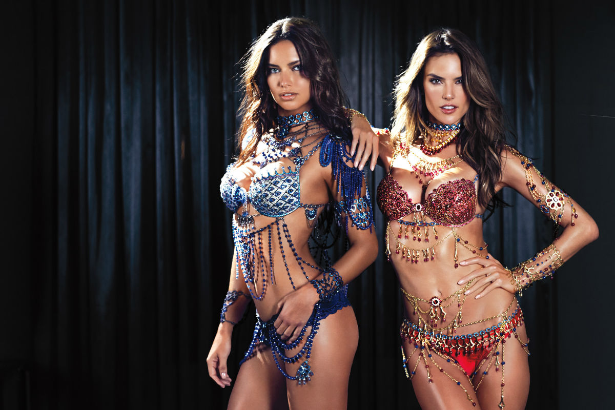 Cos'è il Fantasy Bra di Victoria's Secret