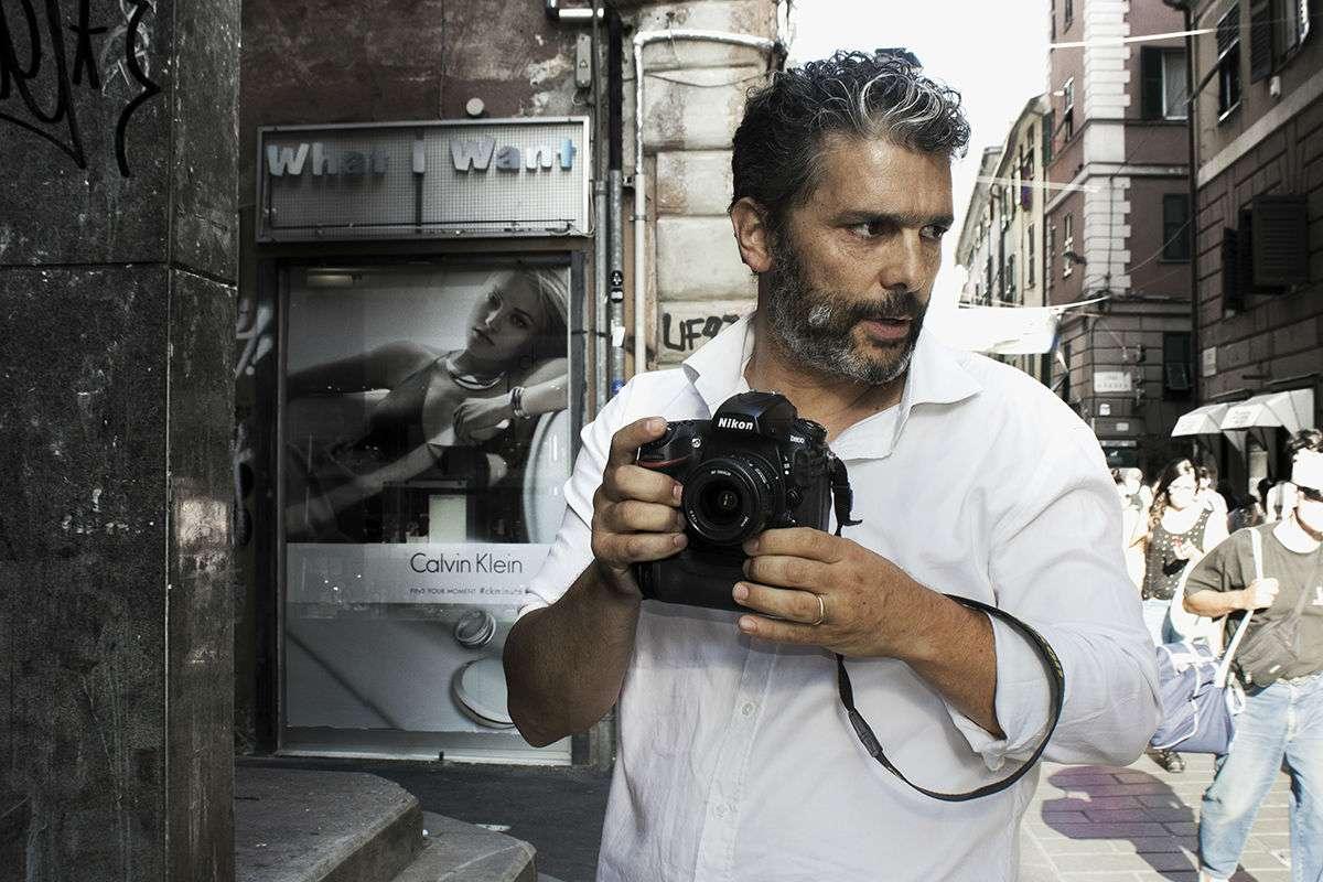 Davide Marcesini fotografia e scrittura binomio perfetto
