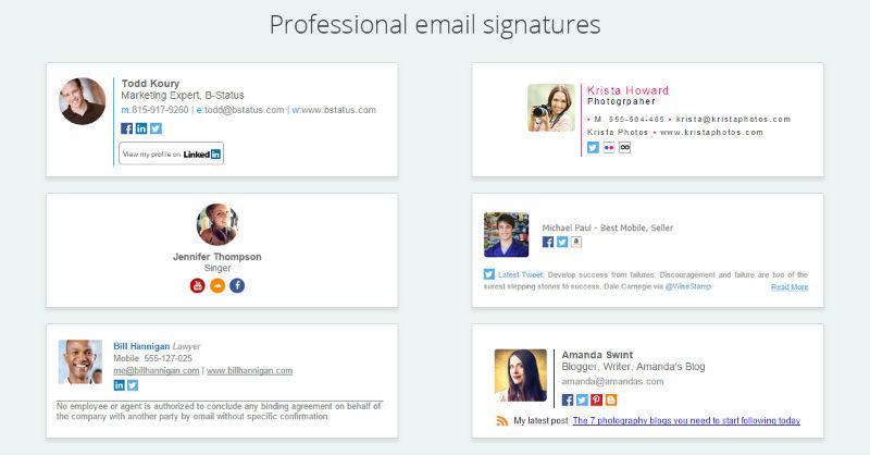 Come creare la perfetta firma per le tue email