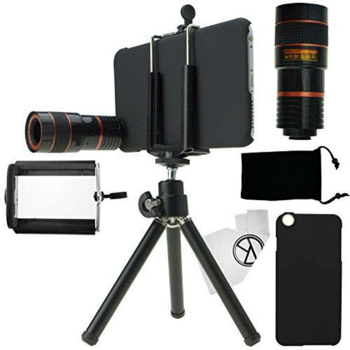 Kit obiettivi per fotocamera per iPhone