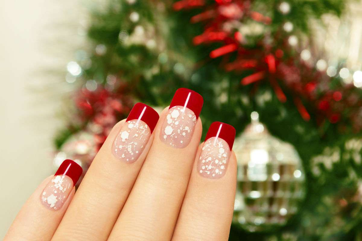 Nail Art: idee per Natale