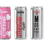 Coca Cola: un tributo della moda