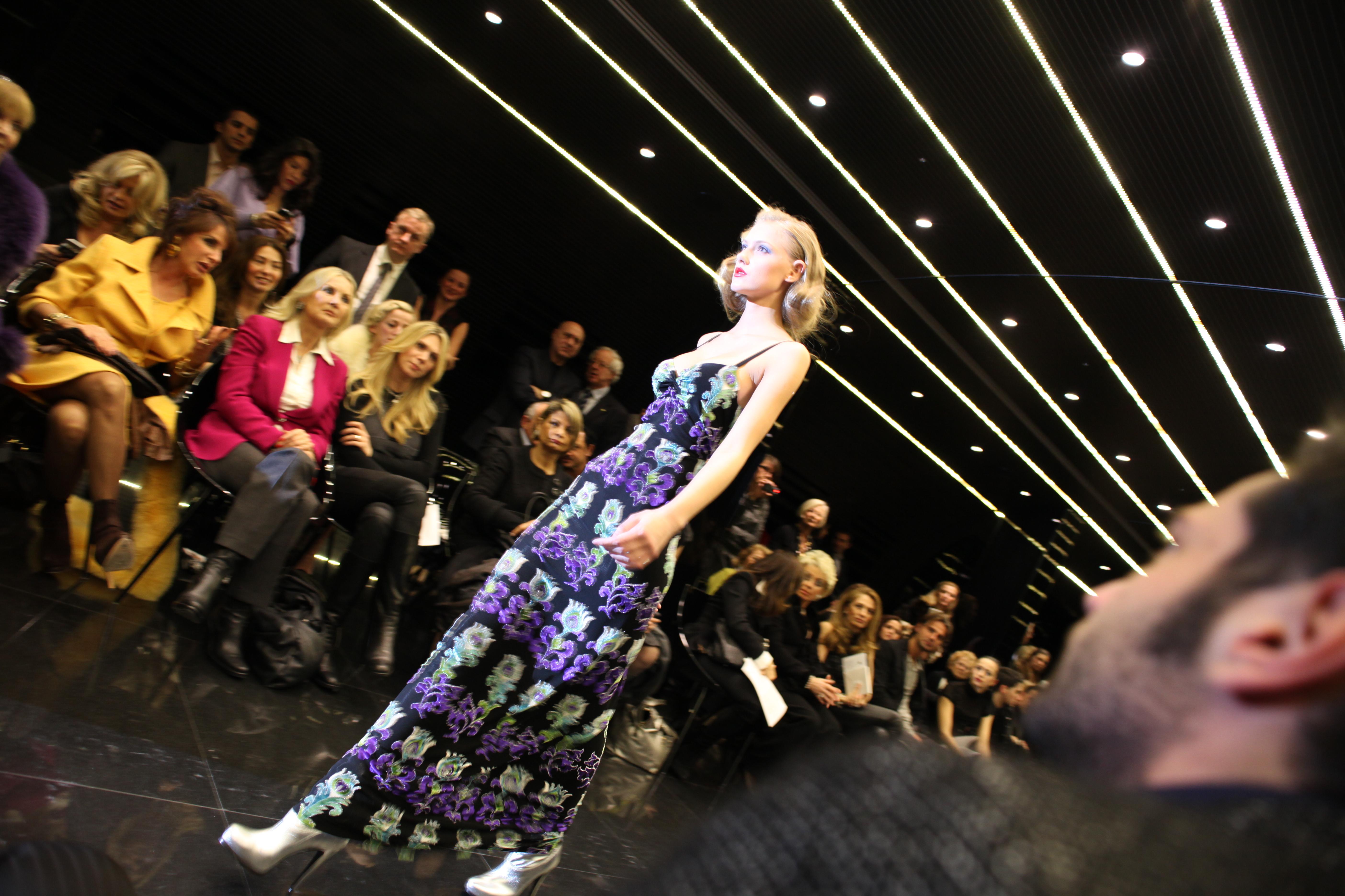 La settimana della moda a Milano 2016