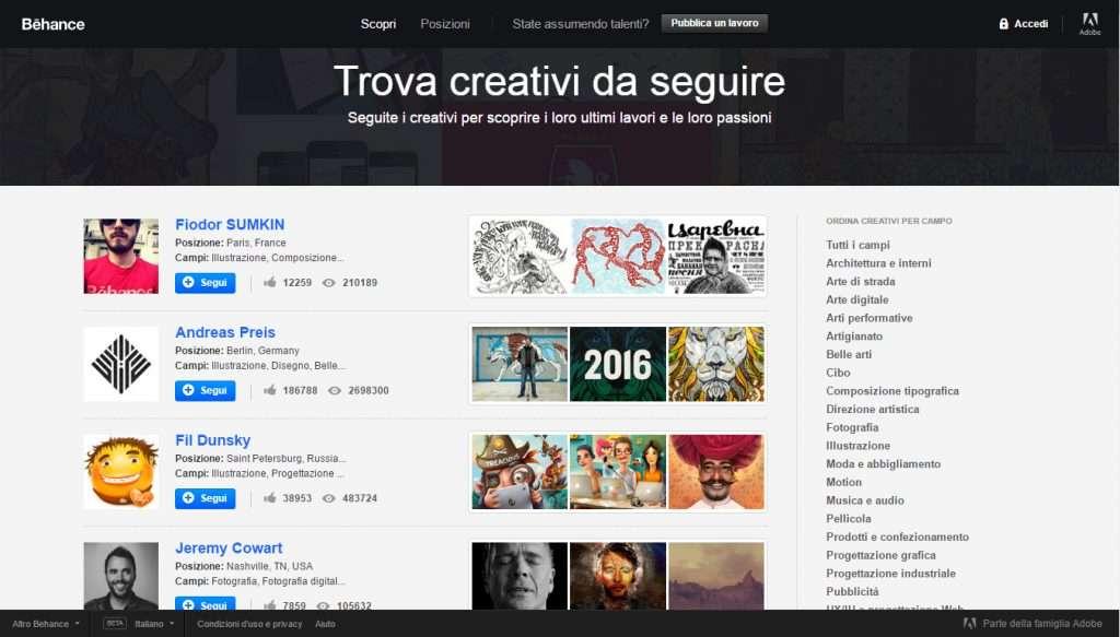 Come essere creativi: consigli pratici per designer