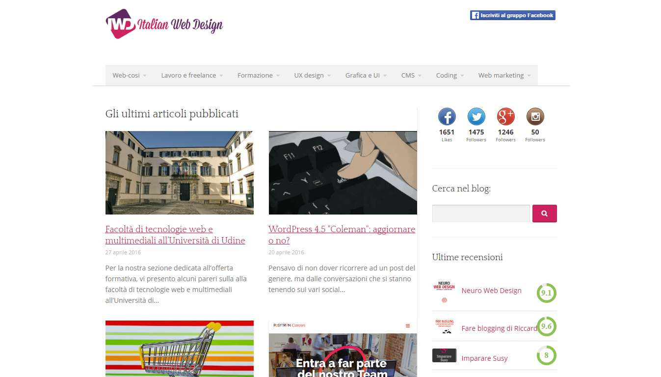 blog di web design 3