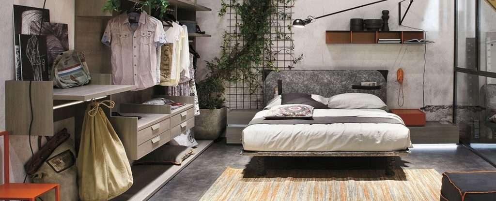 Arredare una camera da letto in stile moderno - Idee per arredare una camera da letto ...
