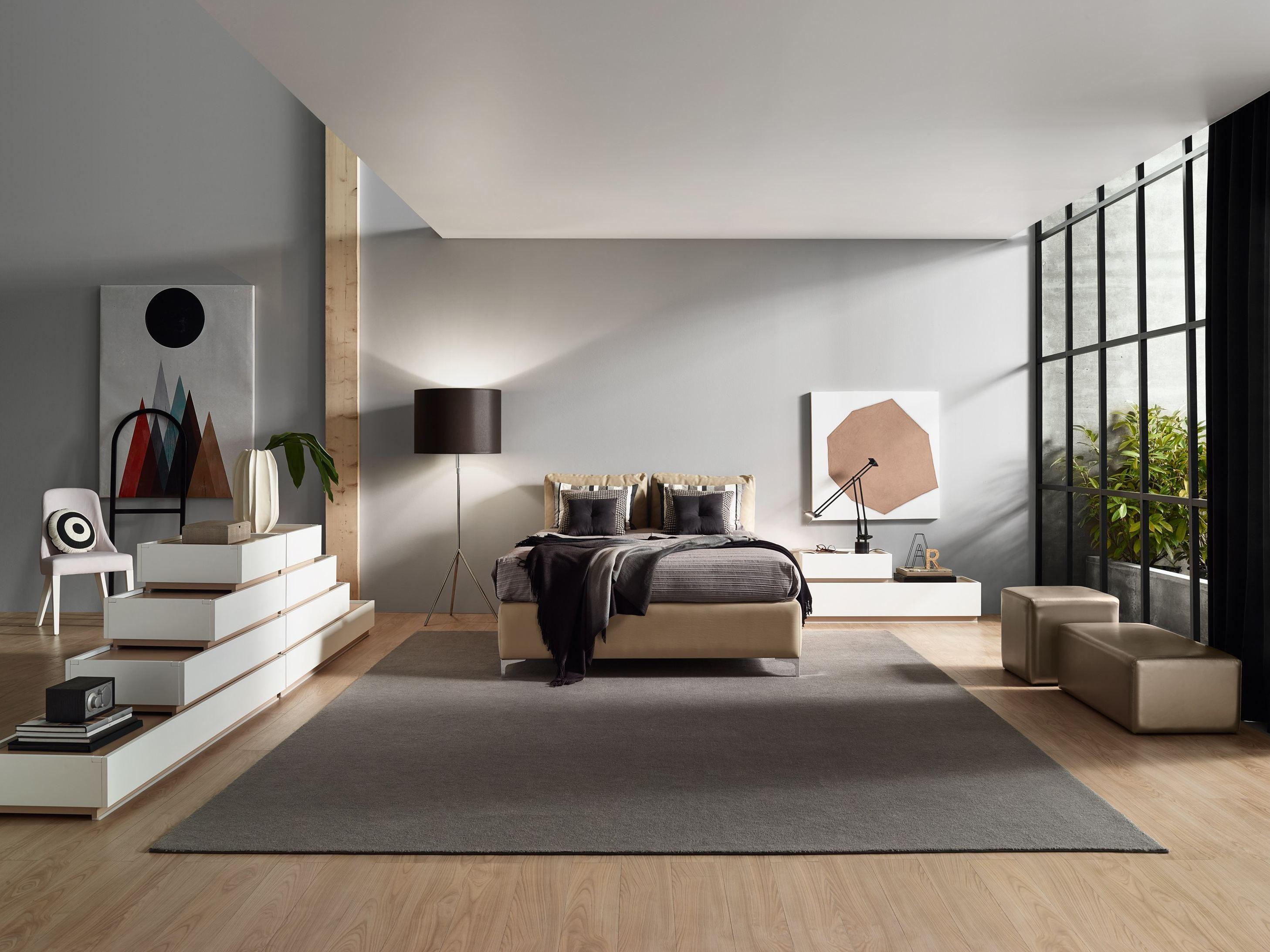 Arredare una camera da letto in stile moderno for Arredare una camera piccolissima