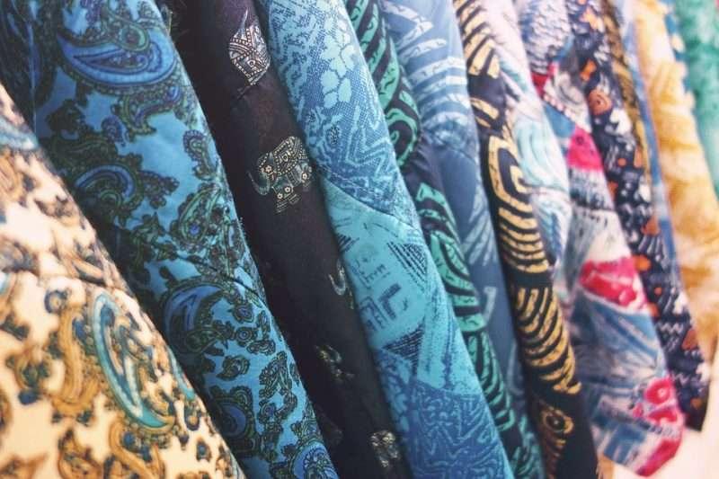 textures e pattern nella moda