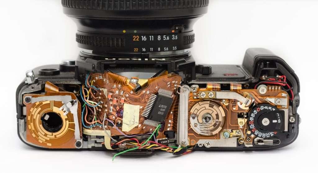 Le fasi dello scatto di una fotografia: memorizzare l'immagine