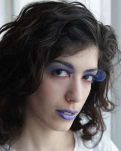 fashion make-up artist ciglia finte
