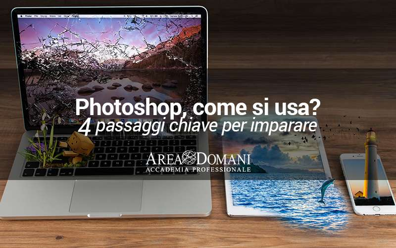 come usare photoshop