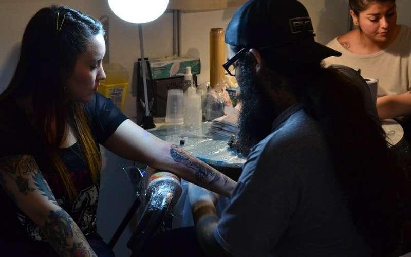 tatuaggio ragazza