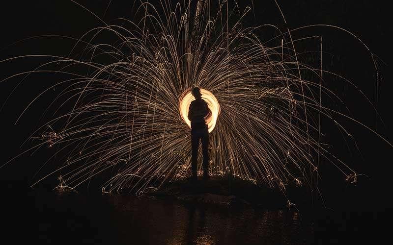 Come fotografare di notte