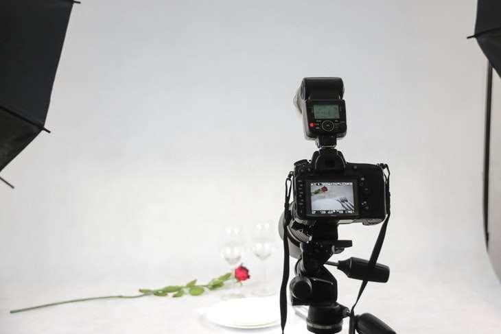 Arredare uno studio fotografico