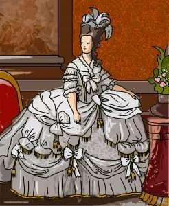 Storia della moda: periodo barocco