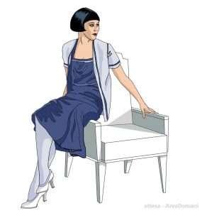 Storia della moda anni 30