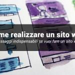 Come fare un sito web: da dove iniziare?