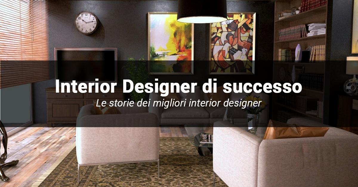 Gli interior designer pi famosi e di successo ecco le for Interior design famosi