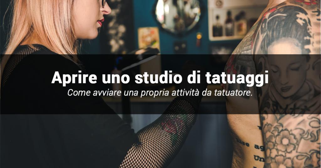 avviare un'attività di tatuaggi