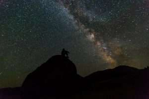come fotografare il cielo di notte