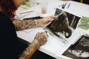 Come aprire uno studio di tatuaggi