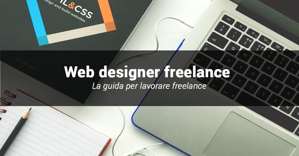 come fare il web designer freelance