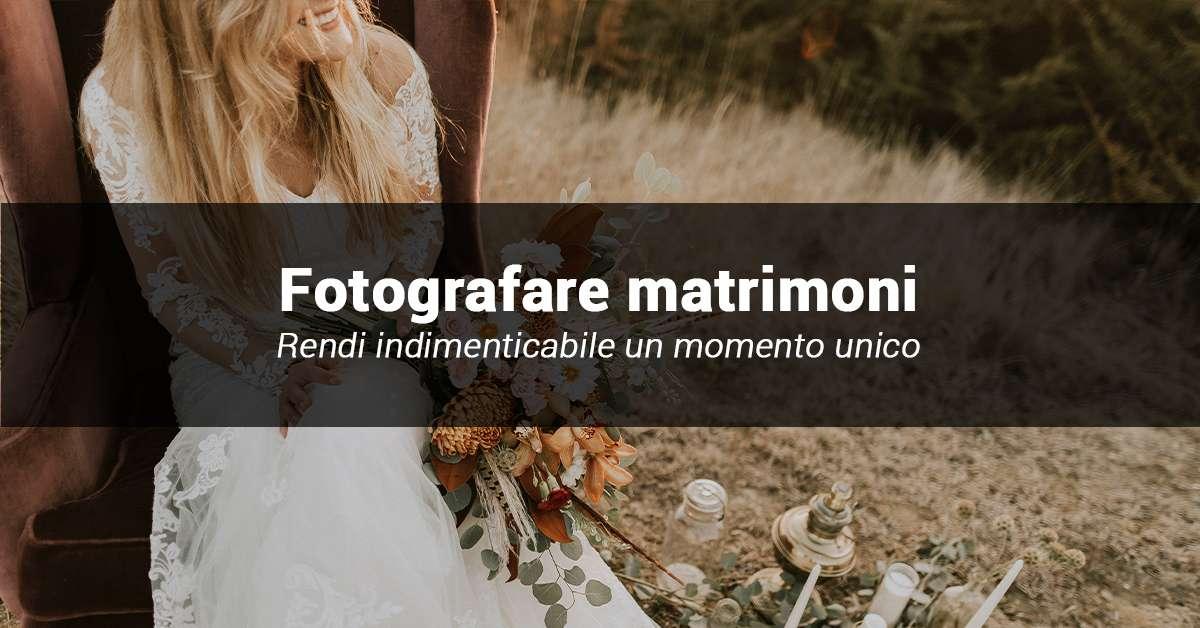 fotografare matrimoni