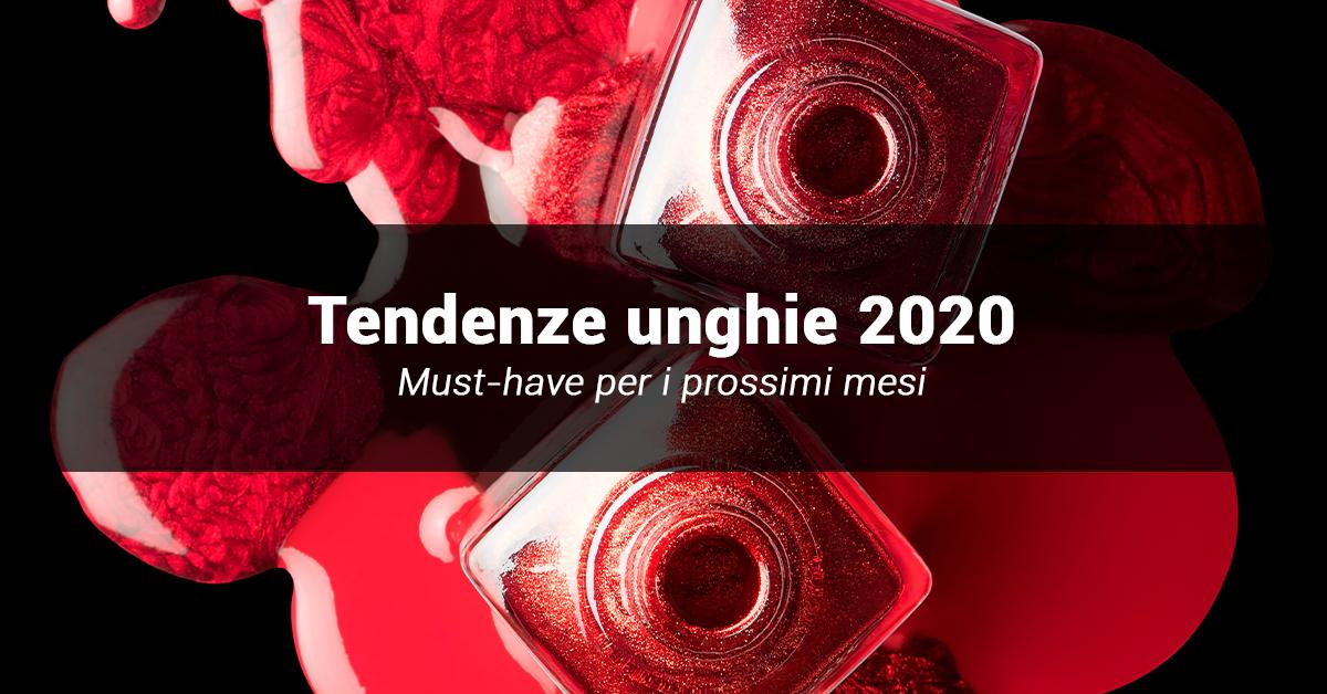 tendenze unghie 2020