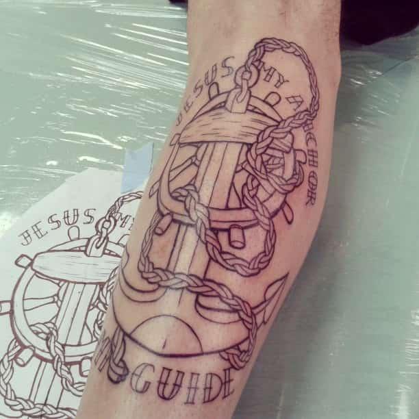 rossore tatuaggio