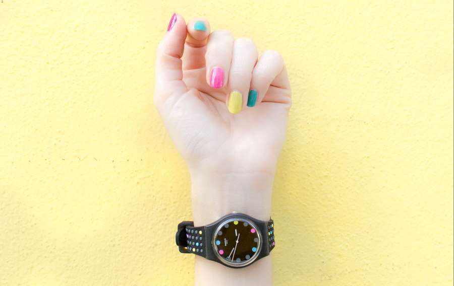 Come far crescere le unghie velocemente