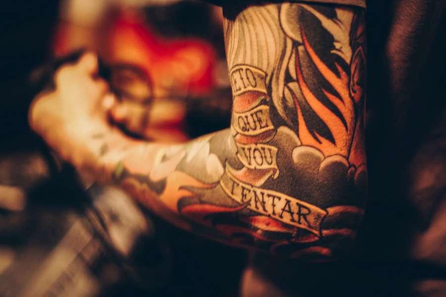 tatuaggio coprire smagliature