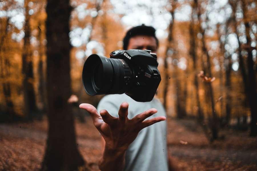 come imparare a fotografare