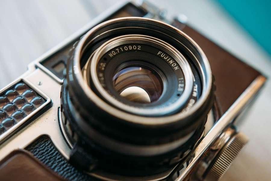 Otturatore della macchina fotografica