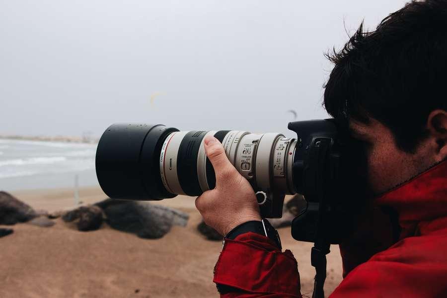 come diventare reporter fotografico