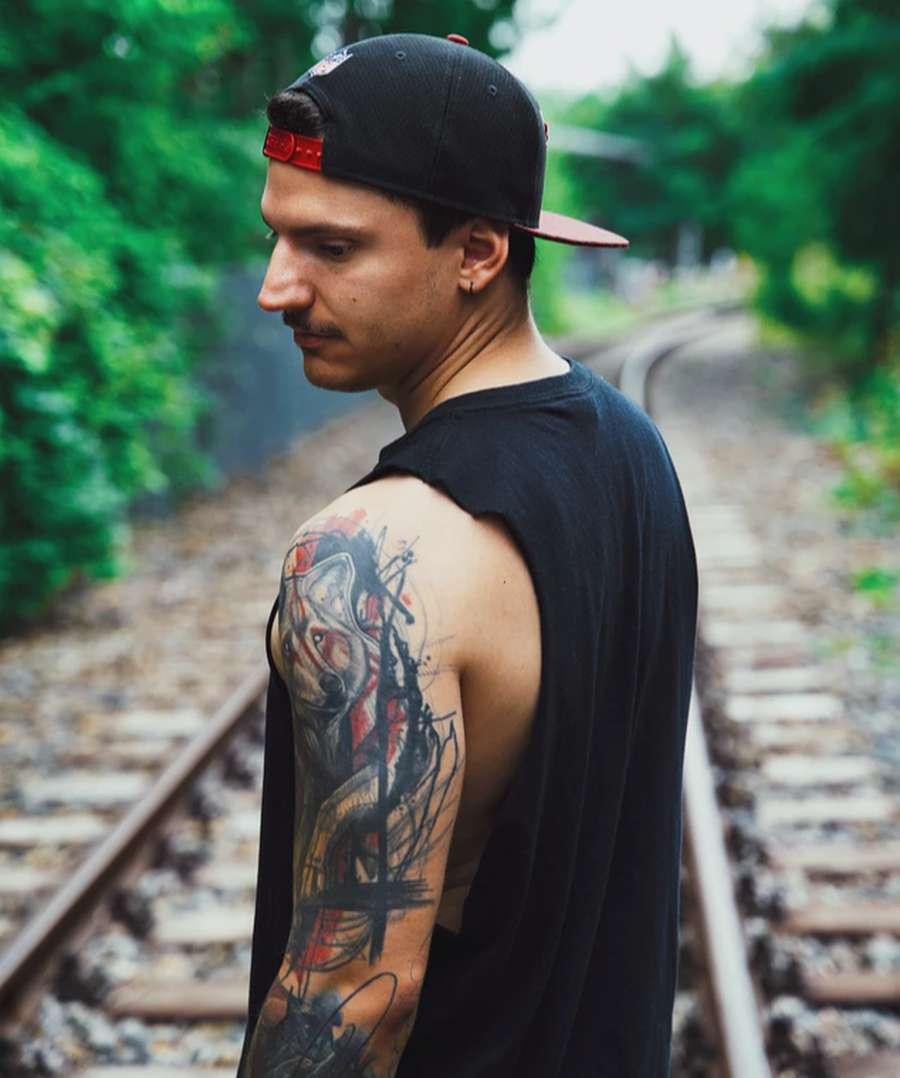 Dove fare il tatuaggio: schiena o braccio?