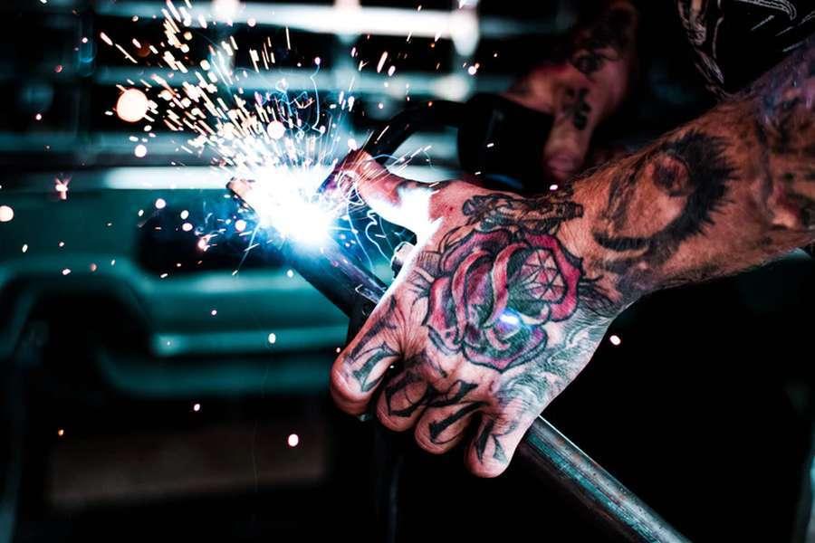 Significato del tatuaggio con la rosa