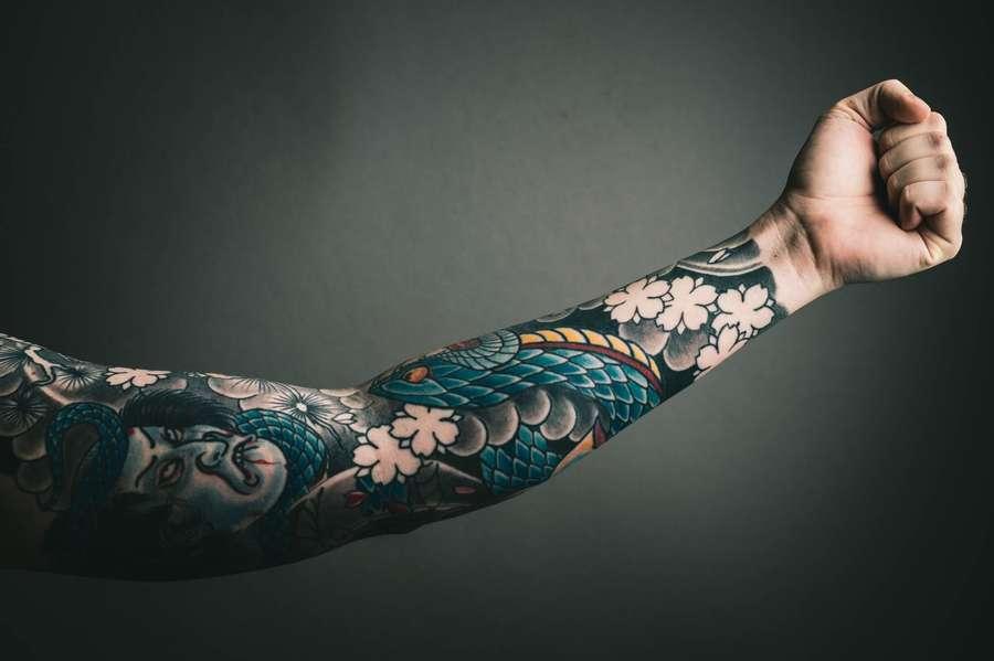 significato del tatuaggio con serpente